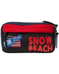 Polo Ralph Lauren - Waist Bag 'snow Beach' - Lyst