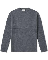 Wooyoungmi - Textured Crew Knit - Lyst
