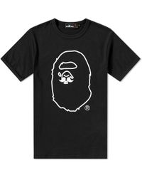 A Bathing Ape - Tee - Lyst