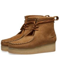 Clarks Clarks Wallabee Craft W - Brown