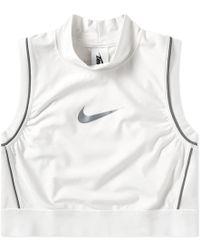 Nike - X Ambush Nrg Crop Top - Lyst