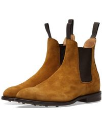 Tricker's - Tricker's Gigio Chelsea Boot - Lyst