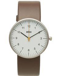 Braun - Bn0021 Watch - Lyst