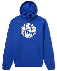 Nike - Nike Philadelphia 76ers Hoody - Lyst