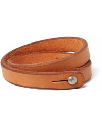 Tanner Goods - Double Wrap Wristband - Lyst