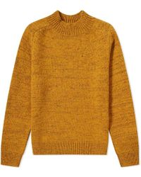 Norse Projects - Viggio High Neck Neps Crew Knit - Lyst