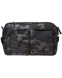 8695e24014aa Head Porter - Jungle Camo Waist Bag - Lyst