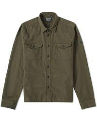 Barbour - Skipton Overshirt - Lyst