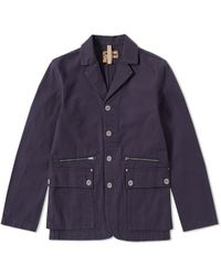 Nigel Cabourn - X Lybro Mountain Division Sherpa Jacket - Lyst