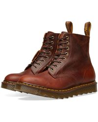 Dr. Martens - Dr. Martens Ripple Sole Boot - Made In England - Lyst