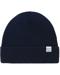 Norse Projects - Cotton Watch Beanie - Lyst