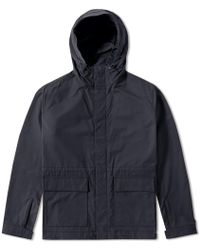 5a4e0e8b340 Norse Projects - Nunk Summer Cotton Jacket - Lyst