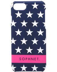 Sophnet - Star Phone Case - Lyst