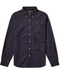 Beams Plus - Button Down Oxford Shirt - Lyst