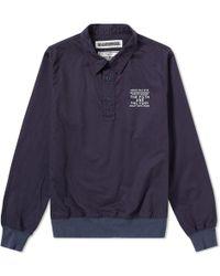Neighborhood - Pullover Slub Shirt - Lyst