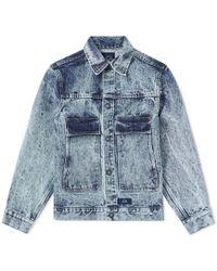 Bleu De Paname - Standard Denim Jacket - Lyst