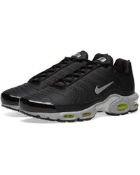 023218a7404f1 Nike Air Max 97 Plus in Black for Men - Lyst