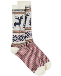 Anonymous Ism - Deer Snow Socks - Lyst