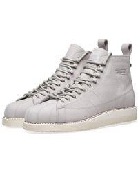adidas - Superstar Boot W - Lyst