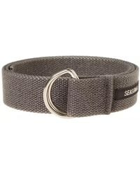Yeezy - Web Belt - Lyst
