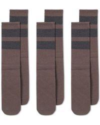 Neighborhood - Classic Sock - 3 Pack - Lyst
