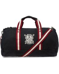 Polo Ralph Lauren - Rowing Club Embroidered Holdall - Lyst