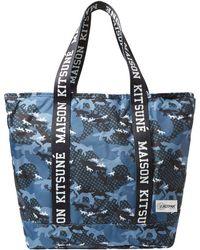 Maison Kitsuné - X Eastpak Flask Tote Bag - Lyst
