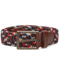 Barbour - Ford Belt - Lyst