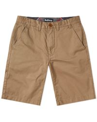Barbour - City Neuston Short - Lyst