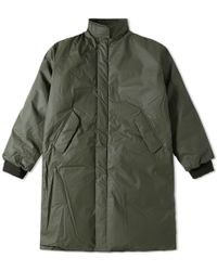 Yeezy - Waxed Cotton Down Parka - Lyst
