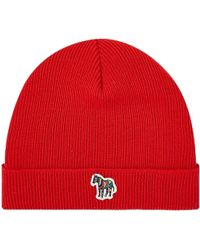 Paul Smith - Zebra Beanie - Lyst
