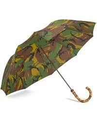 London Undercover - Whangee Telescopic Umbrella - Lyst