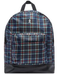 Opening Ceremony - Plaid Backpack - Lyst
