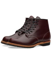 "Red Wing - 9011 Beckman 6"" Round Toe Boot - Lyst"