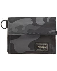 Head Porter - Jungle Camo Wallet - Lyst