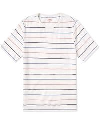 Arpenteur - Match Wide Stripe Tee - Lyst