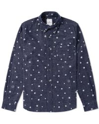 Uniform Experiment - Star Flannel Shirt - Lyst