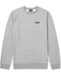 Patagonia - P6 Label Crew Sweat - Lyst