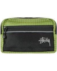 Stussy - Ripstop Nylon Waist Bag - Lyst