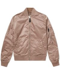 Alpha Industries - Ma-1 Vf Lw Reversible Jacket - Lyst