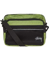 Stussy - Ripstop Nylon Shoulder Bag - Lyst