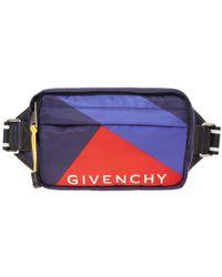 Givenchy - Geometric Waist Bag - Lyst