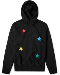 Sophnet - Star Embroidered Pullover Hoody - Lyst