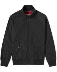 Baracuta - X Engineered Garments G9 Jacket - Lyst