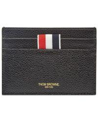 Thom Browne - Single Card Holder - Lyst