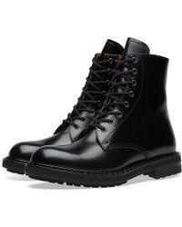 Alexander McQueen | Classic Derby Boot | Lyst
