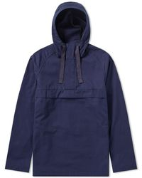 Norse Projects - Frank Cotton Hooded Jacket - Lyst