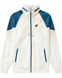 Nike - Heritage Windrunner Jacket - Lyst