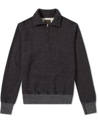 National Athletic Goods - 1/4 Zip Campus Sweat - Lyst
