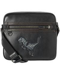 COACH - Rexy Dylan Mini Messenger Bag - Lyst